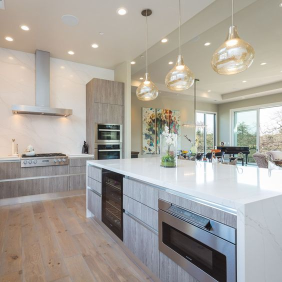 Great Modern Kitchen Cabinet