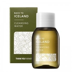 THANK YOU FARMER Back to Iceland Cleansing Water 30ml