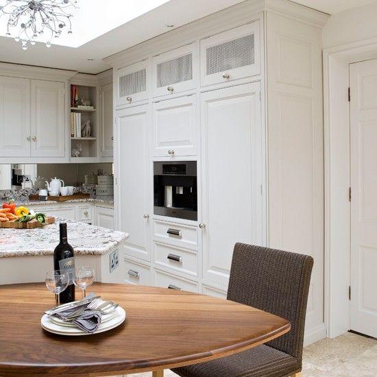 Beleuchtung Theke Küche - Leicht Küche Kitchen Design - küchen mit theke
