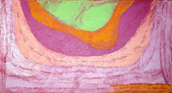Lydia Balbal - 180x95cm - Pikarong / IDAIA - International Development for Australian Indigenous Art