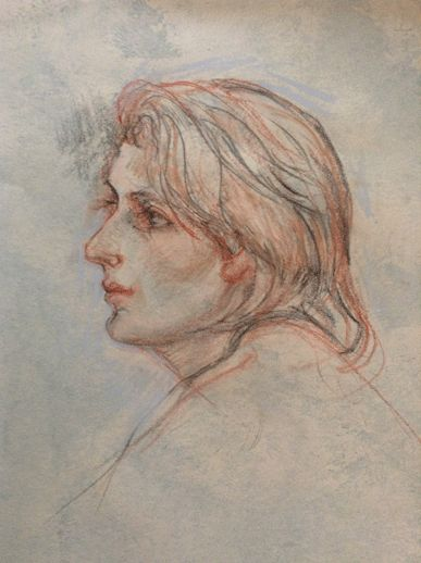 Drawing people and profiles in Life Drawing …