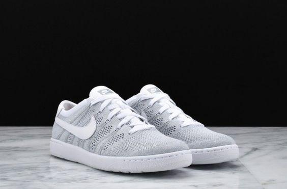 Nike Tennis Classic Ultra Flyknit Wolf Grey 2