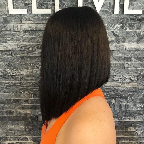 100 Cute Easy Hairstyles For Shoulder Length Hair Shoulder Length Bob Haircut One Length Hair One Length Haircuts