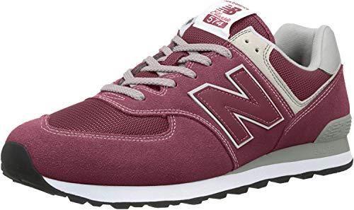 New Balance Herren 574v2 Core Sneaker Rot Burgundy 43 Eu Newbalance Sneaker Schuhe Herrenschuhe In 2020 Sneaker Laufschuhe New Balance Herren