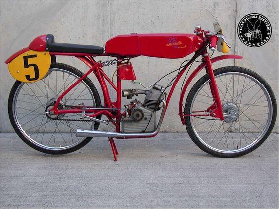 Cyclomoteur Caf Ef Bf Bd Racer