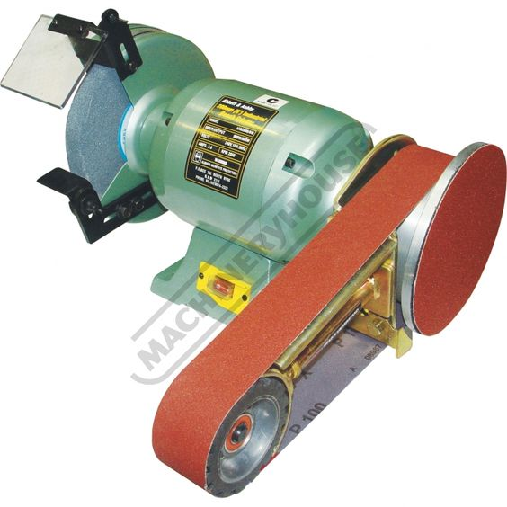 Linisher Attachment For Bench Grinder 231 Aud Plus 79