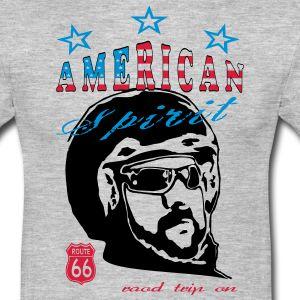 American Spirit Biker