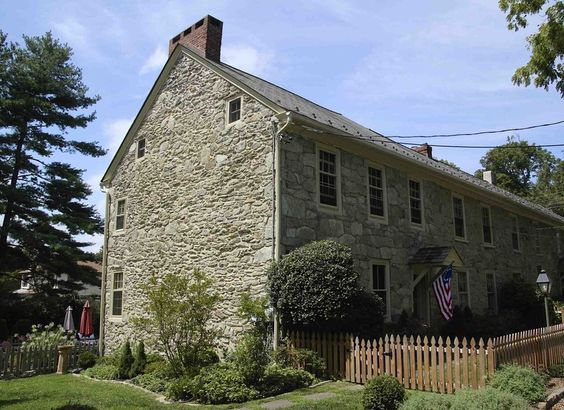 Chadds Ford Holiday House Tour