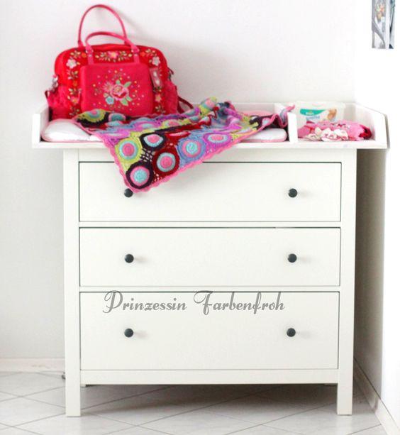 DIY Wickeltischaufsatz   Baby Häkeldecke