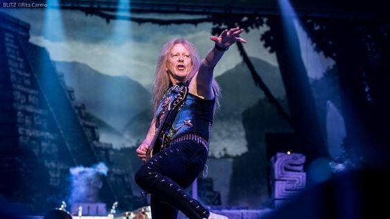 BLITZ – Iron Maiden ao vivo em Lisboa: as fotos de uma noite de peso