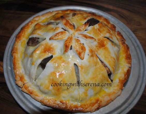 MEAT PIE http://cookingwithserena.com/?p=48078