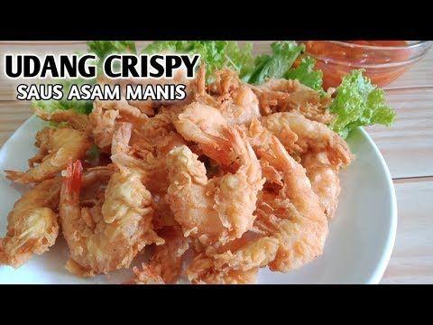 Resep Udang Goreng Tepung Crispy Saus Asam Manis Super Kriuk Ala Restoran Seafood Youtube Resep Udang Resep Ide Makanan