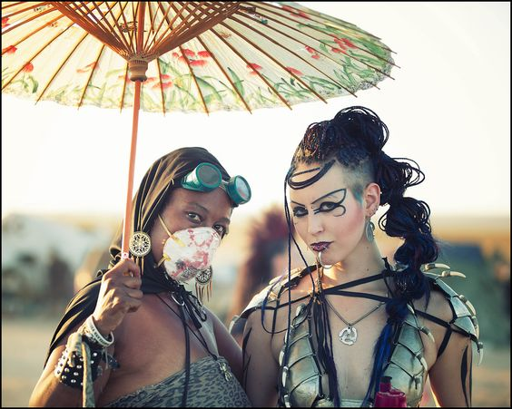 Wasteland Weekend 2017 www.wastelandweekend.com/September 27th – October 1st. This year's event begins on Wednesday for all attendees!: