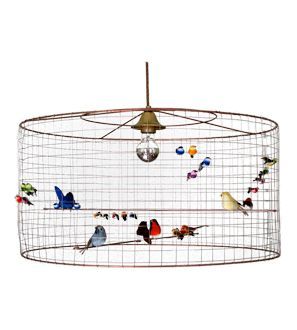 how cool is this lamp shade?!