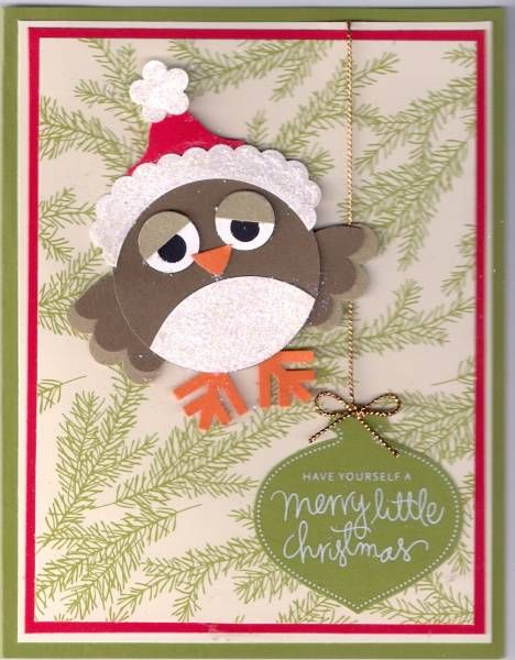 Owl, Paper crafts and Owl card on Pinterest