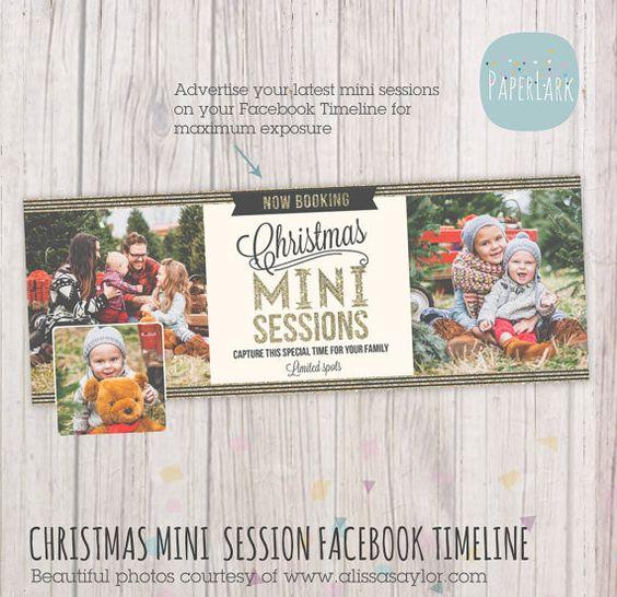 Christmas Facebook Timeline Template HC008 Paper, Timeline and - advertising timeline template