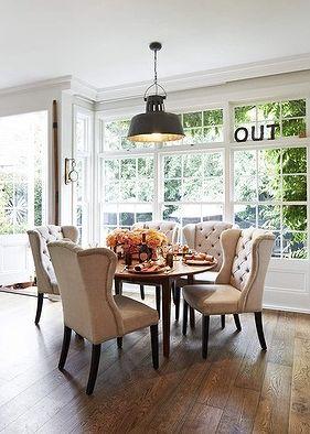 Kitchen table, As seen in Sunday Life Magazine, Dec 2014. Chyka Keebaugh