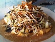 Resep Ketoprak Jakarta Masakan Resep Masakan Indonesia Masakan Indonesia