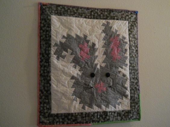Twister Quilt Pattern Directions : Twister quilts, Bunnies and Quilt patterns on Pinterest