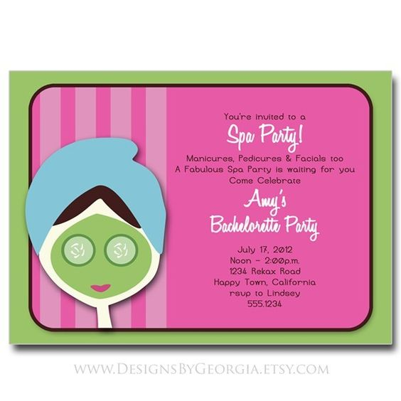 Arbonne pamper party invitation | Arbonne This Way | Pinterest | Arbonne, Products and Avon