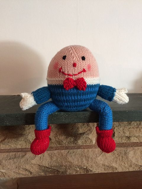 Knitting Pattern For Humpty Dumpty : Pinterest   The world s catalog of ideas