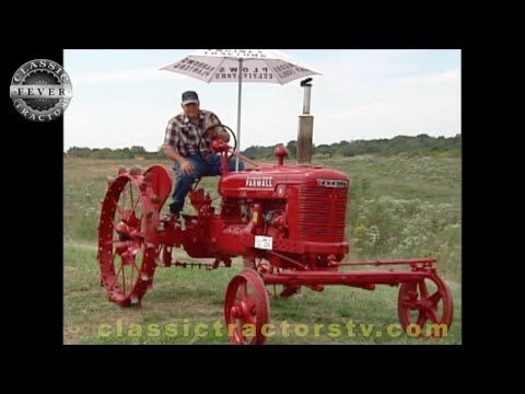 What S A Bare Bones H This 1940 Farmall Model H Youtube Classic Tractor Farmall International Harvester Tractors
