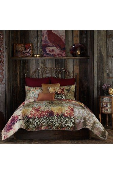 POETIC WANDERLUST Tracy Porter® For Poetic Wanderlust® 'Gemma' Print Cotton Quilt available at #Nordstrom