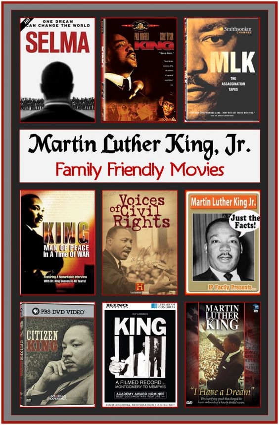 life of martin luther king video