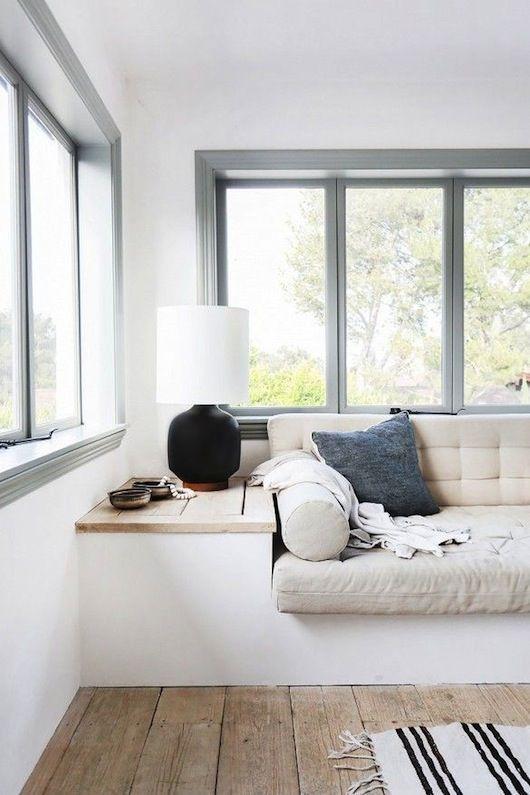 window seat living room sets