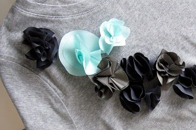 Flowers for on clothes