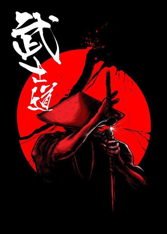 Bushido Ideias De Tatuagens Samuray Samurai Guerreiro