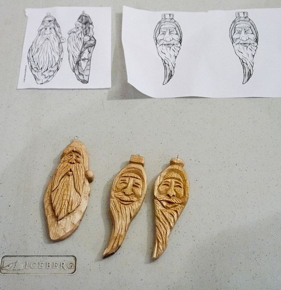 Wood carvings photo journal and spring on pinterest