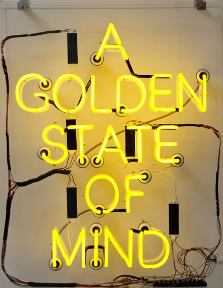 #California #golden state #yellow