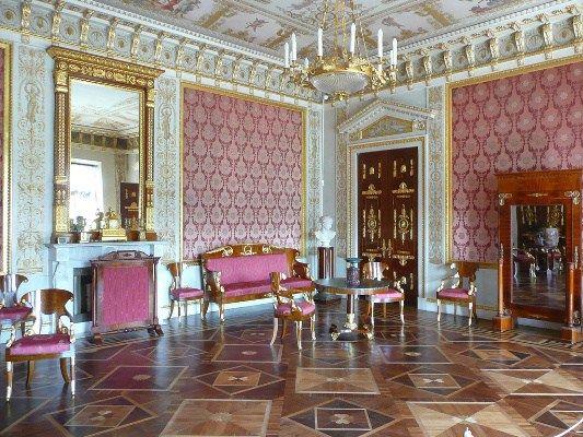Yelagin Palace Tours Von St Petersburg Unternehmen Quot Newa Ausflug Schloss Barock