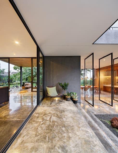 Teras By Tamara Wibowo Architects Desain Rumah Desain Rumah Modern Rumah