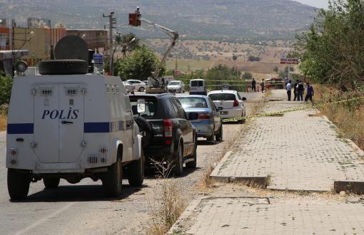Diyarbakır'da Bir Polis Öldürüldü