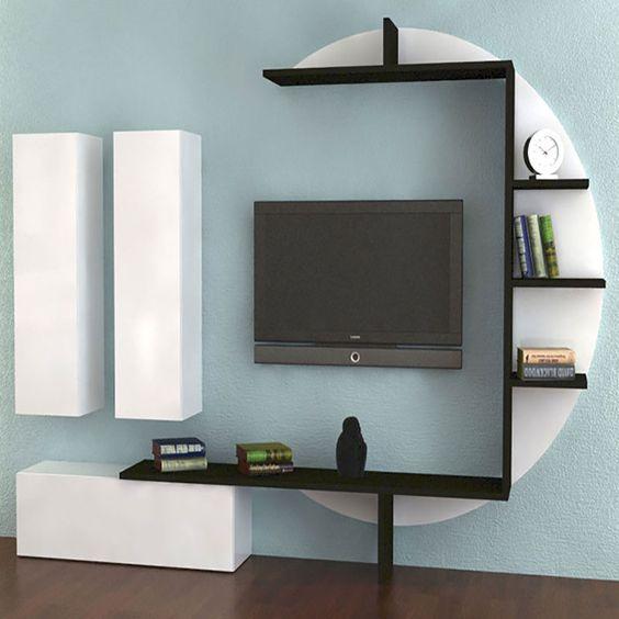 ensemble meuble tv design opaly | ensemble de meubles tv ... - Meuble En Fer Design