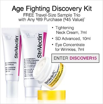 The official site of StriVectin anti-aging products. FREE shipping on orders over $50!