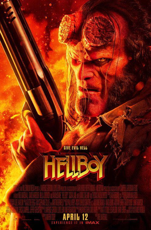 Hellboy Call Of Darkness Poster Filmplakate Filme Ganze Filme