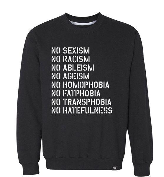 AFROPUNK STANDS FOR: NO SEXISMNO RACISMNO ABLEISMNO AGEISMNO HOMOPHOBIANO FATPHOBIANO TRANSPHOBIANO HATEFULNESS AFROPUNK stands for... Safety for all Roo