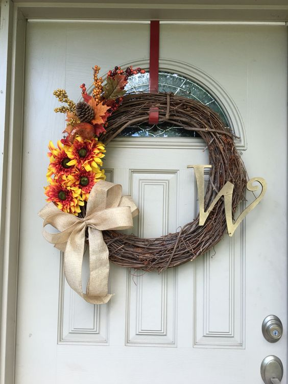 2016 Fall Wreath