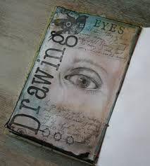 Human form art journal inspiration