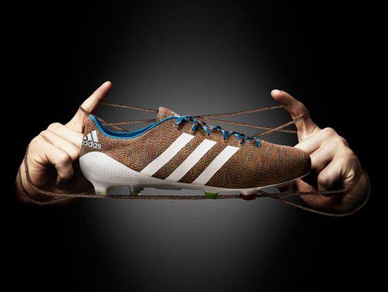 Adidas Samba Primeknit - the world's first knitted football boot 1