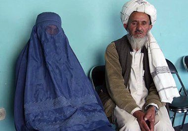 Samar Gul was 12 year old when she was married to 60 year old man to settle a dispute known as baad practice