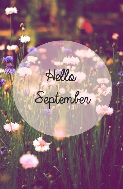 Hello September Quotes Images Pictures | Hello September
