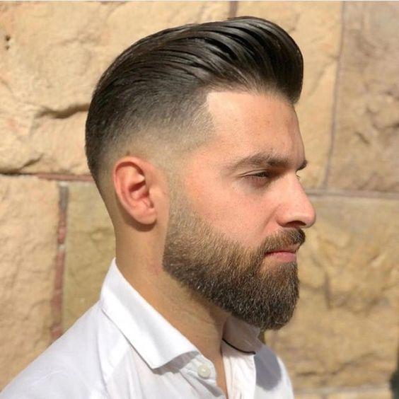 Cortes De Pelo Hombre Con Barba