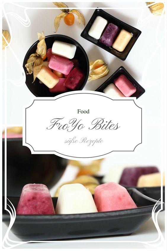 Fruchtige FroYo Bites als leichte Erfrischung im Sommer - http://maryloves.de/fruchtige-froyo-bites/ - rezept - froyo - froyobites - frozen yoghurt - joghurt - süßes - food