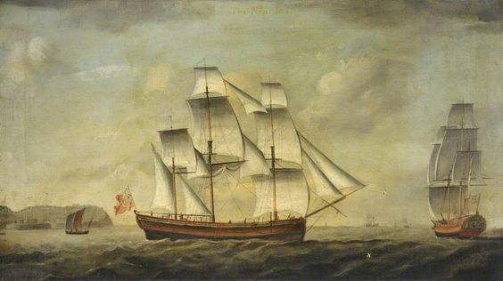 merchant ship isabella 1762