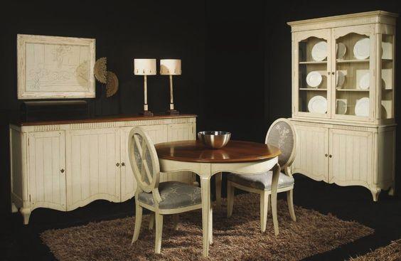 Comedor rustico marcelo comedores r sticos muebles for Muebles comedor rusticos