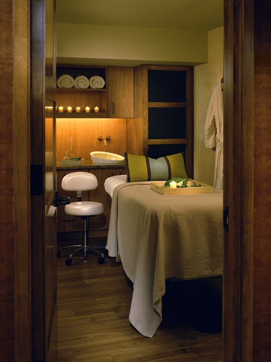 Spa Treatment Room Great Colors Very Cozy And Relaxing